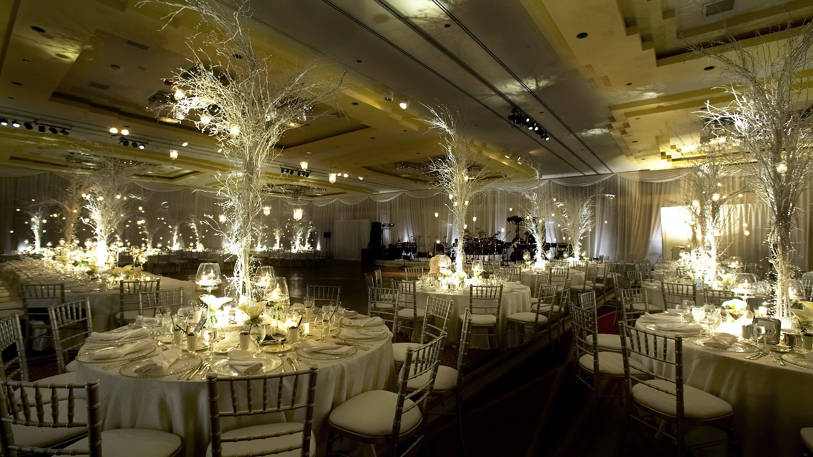 Winter Wedding at Westin River North