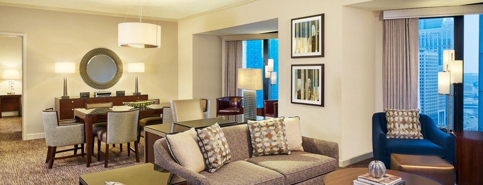 Luxury Suites at The Westin Chicago River North